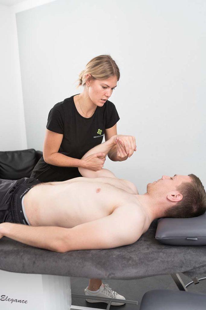 Physiotherapie in Köln